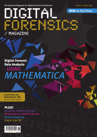Subscribe to Digital Forensics Magazine